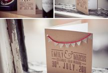 Wedding Pinspiration / DIY wedding ideas and inspiration for your special wedding day