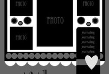 Scrapbooking / Scrapbooking layouts, ideas and other useful tidbits