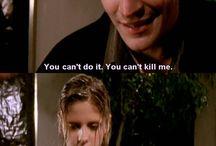 Buffy & Angel ♡♡