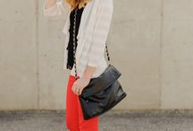 Outfit Ideas / by Lisa Stepanian