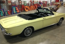 corvair cars