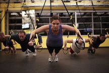 TRX . . . and other fun / by Sarah Sweney