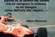 Citazioni / Citazioni legate al mondo dell'automobilismo.  Frasi di piloti di F1.