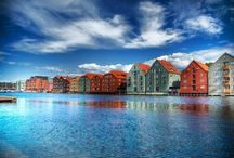 My city Trondheim / Trondheim by