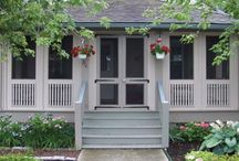 Porch Systems / Classic and modern porch systems for any kind of home! / by Walpole Outdoors