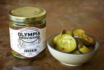 Pickled Perfection / House made Olympia Provisions Pickles