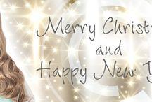 Merry Xmas / Kochani, Życzymy Wam Radosnych oraz Zdrowych Świąt Bożego Narodzenia, a Nowy 2015 rok niech będzie Wyjątkowy i Szczęśliwy!