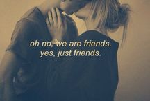 Really / #love #friends