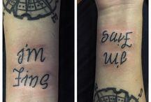 Tattoos / Art on skin