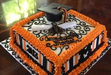 Grad cake / by Jill Mike Simon-Linthicum