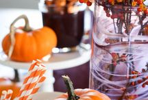 Halloween Ideas / Food and Decorating Ideas around Halloween
