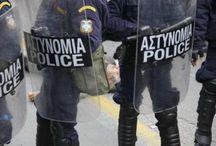 Νέα επίθεση με μολότοφ σε διμοιρία των ΜΑΤ στα Εξάρχεια