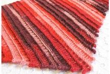 My crochet shawl