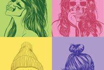 Calaveras - Skulls