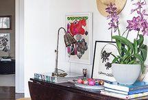 Lulu DK / Colorful elegant interiors