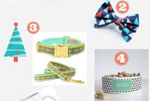 Gift Ideas for Pets and Pet Lovers / We all know pet owners who love to have pet-related products both for themselves, and for their pets.