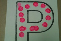P is for...Letter of the Week