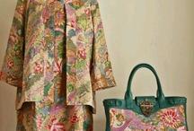 Batiks / Baju2 batik or apapun tg pk kain batik