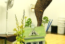 Wizard of Oz Floral Arrangements / Floral design ideas to create an Oz themed arrangement