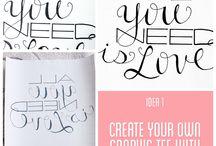 Lettering Fonts / Fonts for lettering