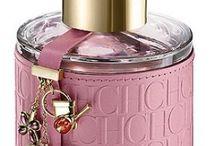 Perfumes / Já usei ou achei o vidro lindo