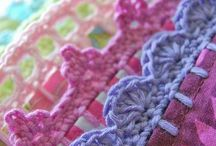 Crochet Edgings / by Karen Strauss