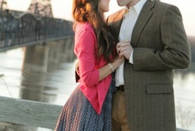 Engagement pic ideas / by Tiffany Draven