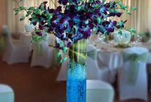 Wedding ideas / Centrepieces