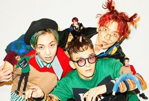 EXO CBX Photoshoot Hey Mama / #EXO #EXOCBX #CHEN #XIUMIN #BAEKHYUN #HEYMAMA