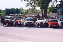 Jeeps / I just love Jeeps, new or old, and even most concepts too / by David Gibbons