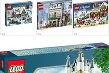 Everything LEGO! - Lego creations, ideas and activities for kids / We love LEGO!  This board is a collection of fun LEGO creations, activities and ideas for kids (and adults)!