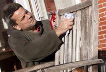 Havemøbler vedligeholdelse