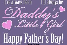 Father's Day / by Judy Phipps