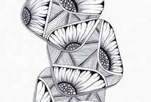 Art: Zentangles & Doodles / by Quirky Bibliophile