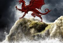 Being Welsh / I am blessed to have been born in Wales evidenced by the emotion within. I cry when 'Calon Lan' is sung and when the Welsh National Anthem is sung at Rugby games. Such is the emotion! Proud to be Welsh.