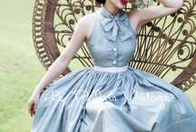 Everything old is new again... / {vintage & retro fashion}