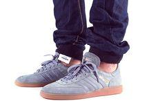 ADIDAS ORIGINALS 2015/2016 / Stylowe sneakersy męskie kultowej serii Adidas Originals Oldschool. Nowe kolekcje retro kicksów z pod znaku Adidas.