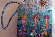 Beautiful Bags/Purses / by Donna SewAmazin