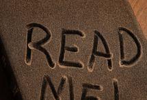 Reading/Watching/Listening / by Sara Wilson