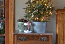 Small christmas trees ideas
