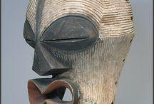 Songye - Kifwebe burkina faso