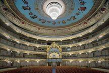 Театры мира