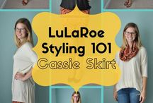 LuLaRoe Styling Ideas & Tips