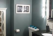Bathroom ideas / by Loren Christianson
