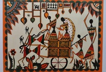 warli and madhubani art