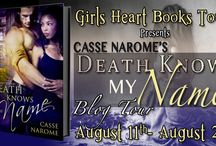 Book Tours on The Daydreamer's Obsessions