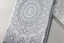 White Phone Case<3