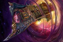 Warhammer40K/30K Spaceships