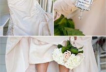 Mint wedding shoe