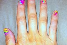 Nail designs / by Chez Echeverri